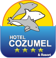 Click here to visit the Hotel Cozumel Resort Website